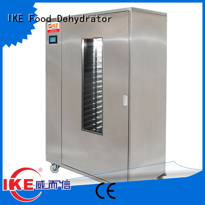 dehydrate in oven tea steel temperature IKE Brand company