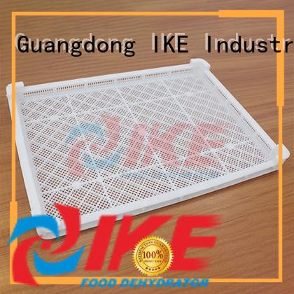 IKE Brand panel dehydrator trays hole factory