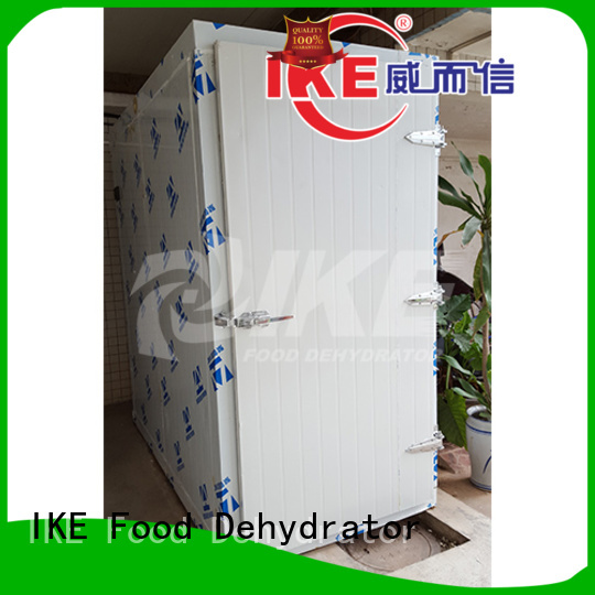 Quality IKE Brand temperature industrial dehydrator machine