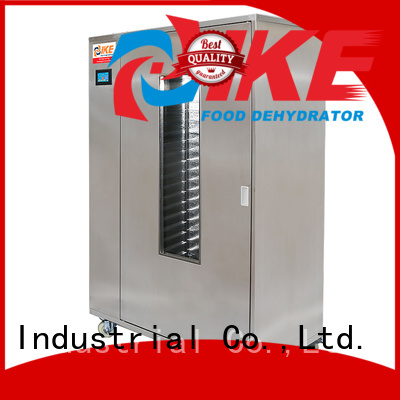 IKE Brand food flower commercial food dehydrator machine factory